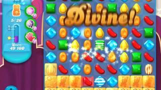 Candy Crush Soda Saga Level 408 (buffed, 3 Stars)