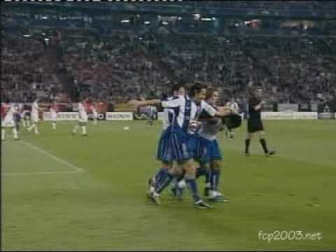 FC Porto vs Monaco - UEFA Champions League Final (26/05/2004)