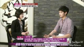 [Engsub] Kim Soo Hyun