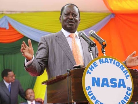 NASA strategist's Wanjigi and Miguna push Raila for swearing-in-Analyst Kefa Ogijo: Press Review