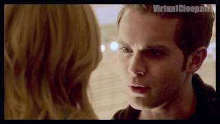 The Secret Circle 1x14 Adam and Cassie Kiss
