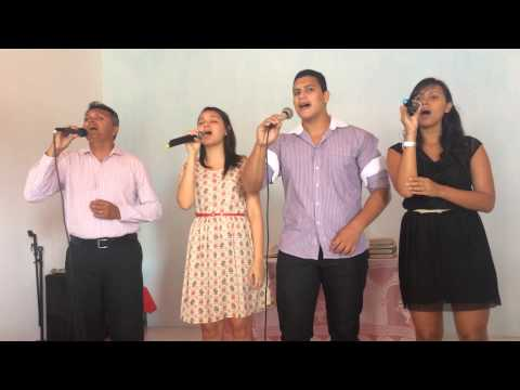Meu Amparo - Ministério Faces  - Quarteto Semente
