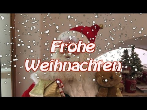 weihnachtsgr e 2018 vom weihnachtsmann youtube. Black Bedroom Furniture Sets. Home Design Ideas