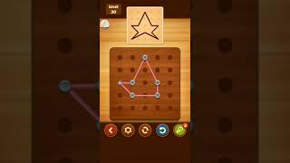 Line Puzzle String Art Spruce Level 30 Solution