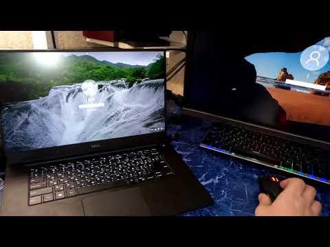 🚩 Как управлять двумя ПК с одной клавиатуры и мышки