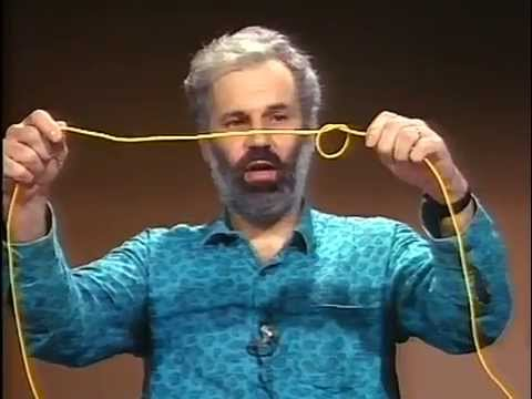 How Mathematics gets into Knots - LMS 1987