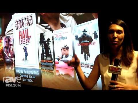 ISE 2016: Prima Cinema Explains Home Theater Movie Solution