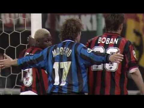 FC Internazionale - Doppietta di Simeone vs. Milan