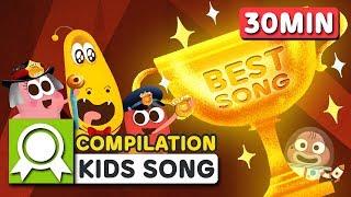 LARVAKIDS BEST SONGS! | LARVA KIDS | SUPER BEST SONGS FOR KIDS |  BEST SONG