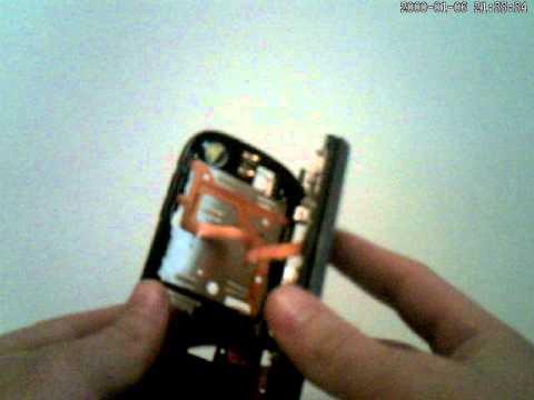 reparar pantalla tactil motorola cliq dext mb220 / Repair touch screen motorola clq dext mb220
