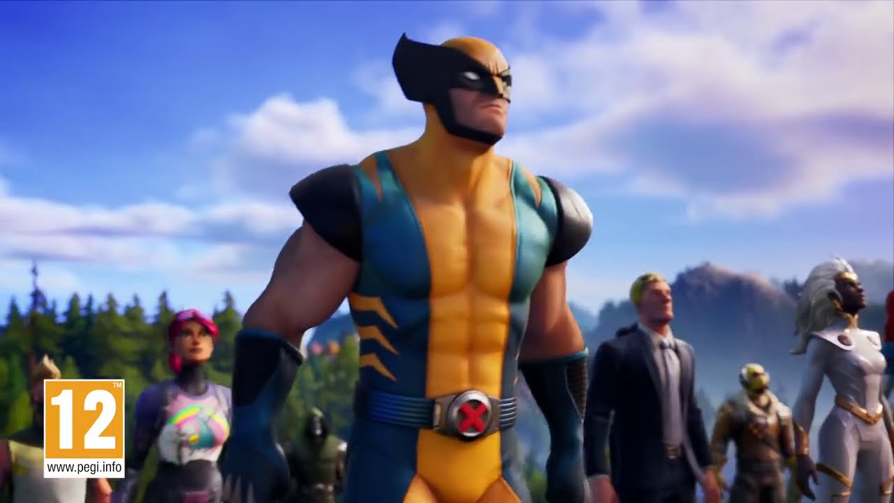 Trailer El Retorno Del Rey Fortnite Nuevo Pack De Marvel Youtube