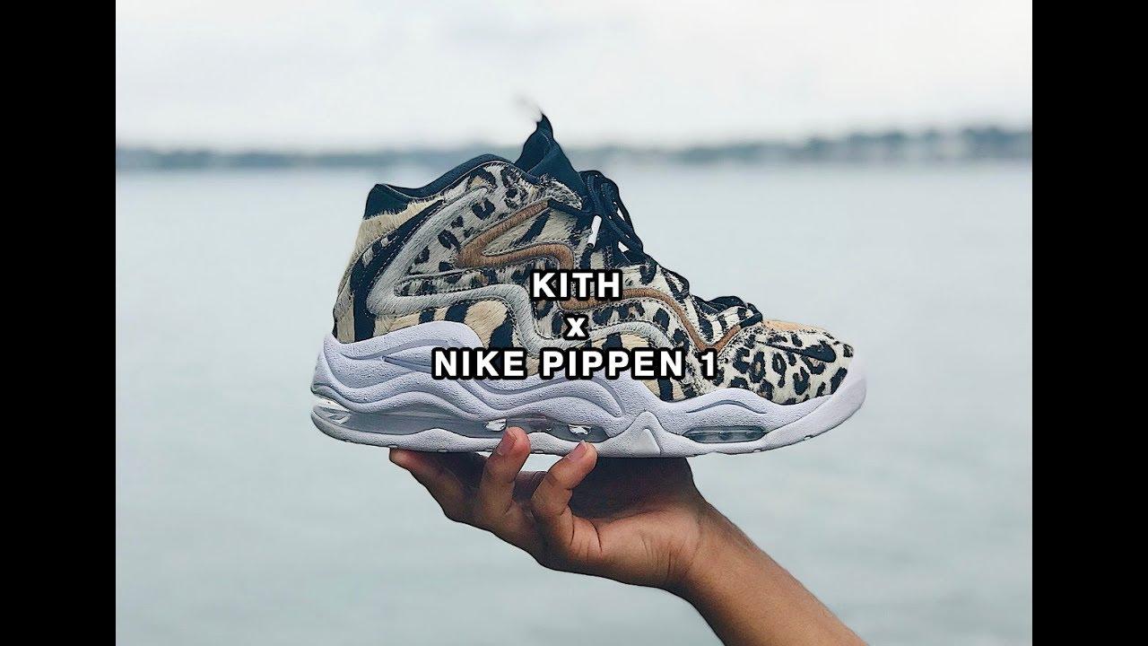 KITH x NIKE PIPPEN 1