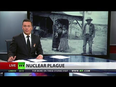 Nuclear plague: Abandoned uranium wells cripple Navajo natio