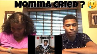 Mom Reacts To NBA Youngboy - Lonely Child 😪