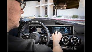 Mercedes A Class 2018 Test Drive / Presentation