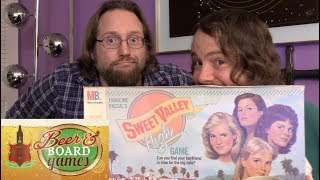 Sweet Valley High | Beer and Board Games