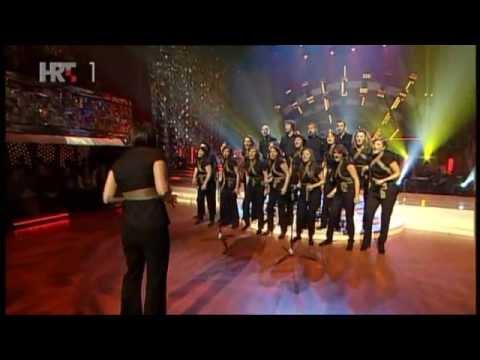 Zbor Izvor (Ples sa zvijezdama - gostovanje) 22/12/2012