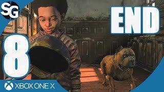 The Walking Dead: The Final Season Episode 4 Gameplay Walkthrough (No Commentary) | ENDING - Part 8