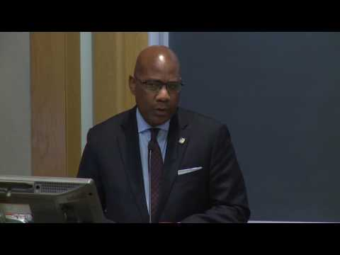 Leading Voices in Higher Education: Dr. David Wilson