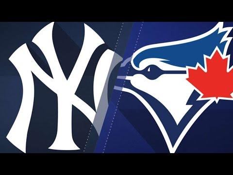 Yankees clinch postseason berth in 5-1 win: 9/23/17