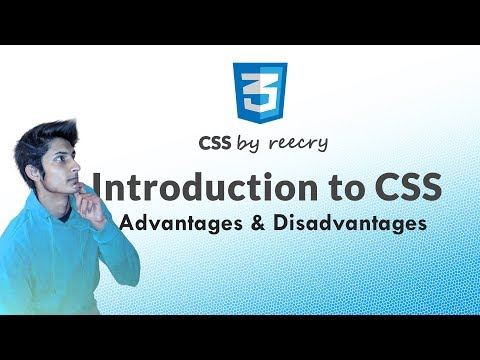 Introduction To CSS | Advantages And Disadvantages Of CSS