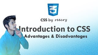 Introduction to CSS, What is CSS? Advantages and Disadvantages of CSS - Learn CSS in Hindi