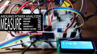 Arduino Power Analyzer-Connection & Working Principle-Part 3
