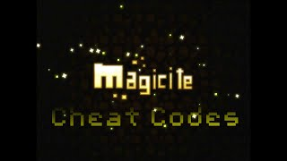 Magicite - Cheat Codes