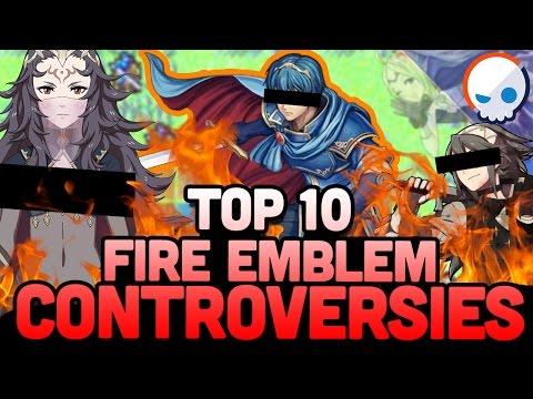 Ten Controversial Fire Emblem Moments! | Gnoggin