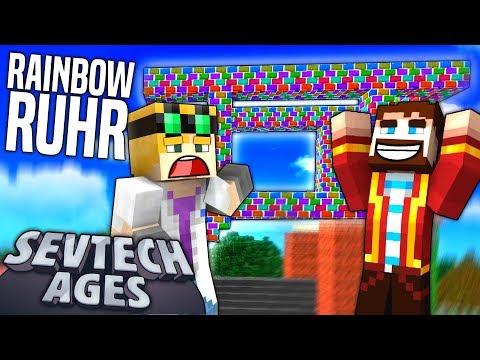 Minecraft: SevTech - RAINBOW RUHR - Age 3 #27