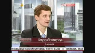 Wywiad Kuriera - Komornicy -- 19.04.2011 - TVP Warszawa