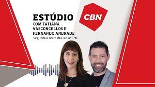 Estúdio CBN - 23/06/2021