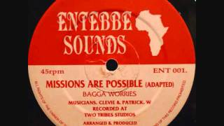 Bagga Worries - Dub Mission - Entebbe Sounds