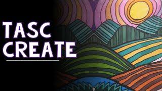 CREATE: Contour Landscapes (4/21)