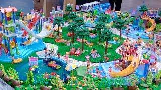 Playmobil Waterpark and Go Karts! - MIRECLICK CITY RESORT