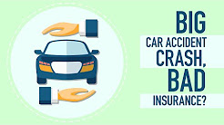 Chicago Car Accident Lawyer, Big Car Accident Crash, Bad Insurance? [BJP #126]