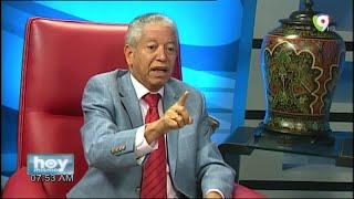 Entrevista a Hector Guzman Dirigente Político, Habla Sobre El Proyecto De Ley De Partidos 2/2