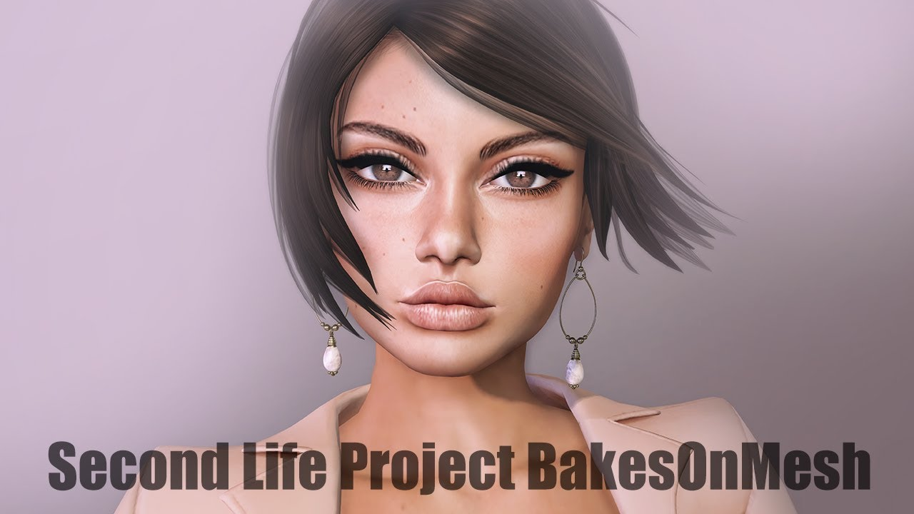 Second Life Project BakesOnMesh