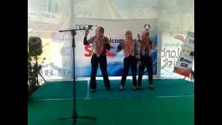Contoh Yel Yel Lomba Paling Heboh