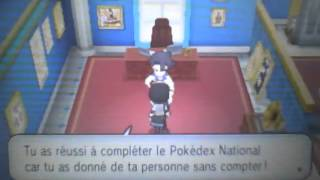 Pokédex National de Pokémon XY complété !