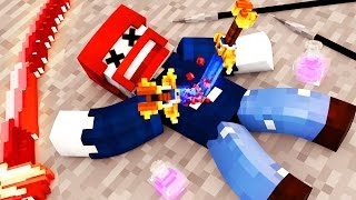 CRAZY WAYS TO DIE - 11 DÜMMSTEN MINECRAFT TODE