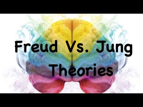 Freud Vs Jung Differences & Disagreements