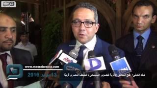 بالفيديو: فتح المتحف المصري ليلا.. ومقيرة تفرتاري