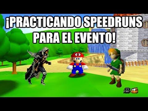 ¡Retro Toro en vivo! - ¡Speedruns para el Claro MasGamers!