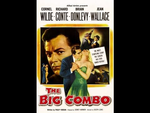 AGENTE ESPECIAL (THE BIG COMBO, 1955, Full movie, Spanish, Cinetel)