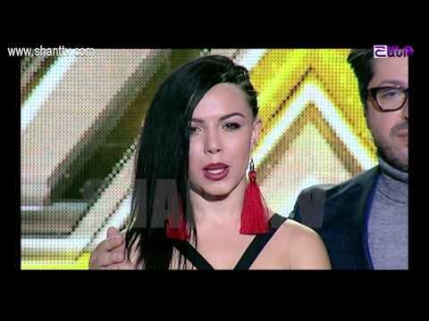 X-Factor4 Armenia-4 Chair Challenge- Girls-Diana Harutyunyan-Rihanna – Diamonds 22.01.2017