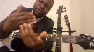 Soukous Guitar: Tutorial Rythm Pentatonic Sebene