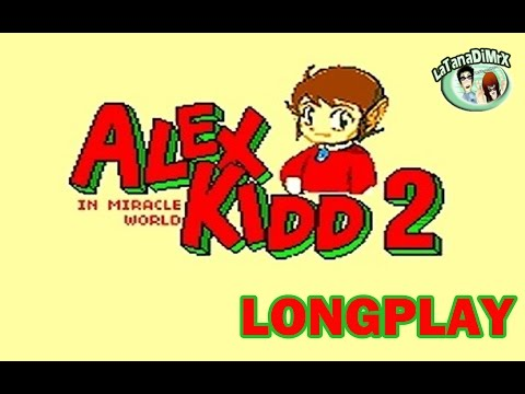 Alex Kidd in Miracle World 2 Sega Master System (MOD) [HD]