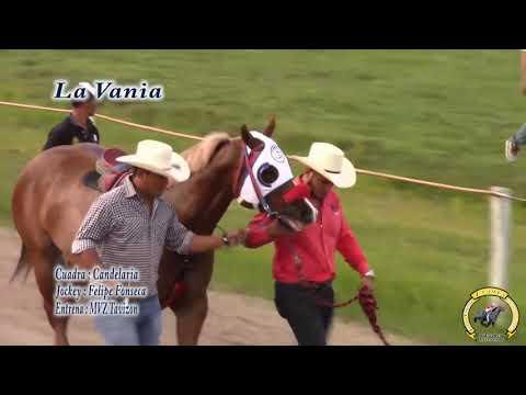 La Vania vs La Coronela pista Salinas Alvarado ver 28- 08- 17