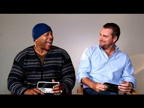 Chris O'Donnell és LL Cool J rajongói kérdésekre válaszolnak NCIS: LA magyar felirattal
